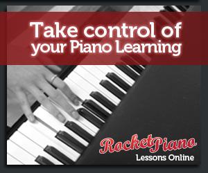 Rocket Piano - Learn Piano Today!